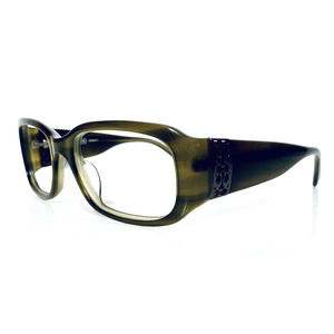 Coach Green Frame Glasses